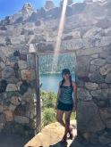 Kayaking/exploring Emerald Bay around Tahoe